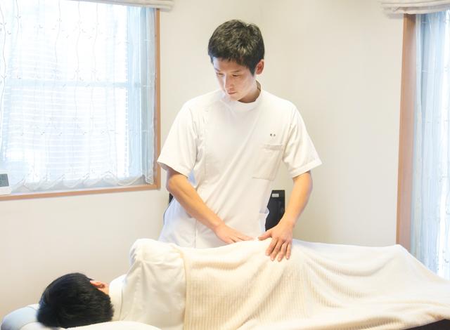 はり灸・按摩マッサージによる訪問治療開始